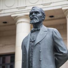 Statue of Karl G. Maeser