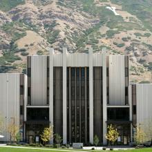 J. Reuben Clark Building at BYU