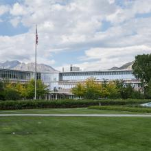 Abraham O. Smoot Administration Building at BYU